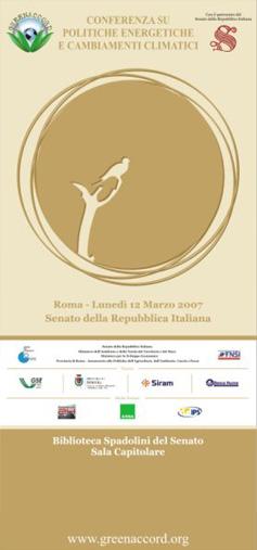 Senato Roma 2007
